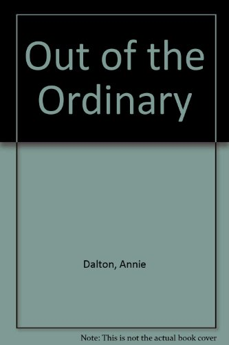 9780064470810: Out of the Ordinary