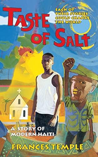 9780064471367: Taste of Salt: A Story of Modern Haiti