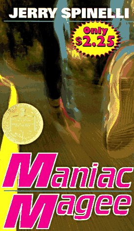 9780064471510: Maniac Magee: A Novel (Trophy Newbery)