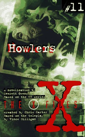 9780064471855: X-Files: Howlers