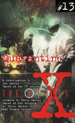 9780064471893: X Files YA #13 Quarantine