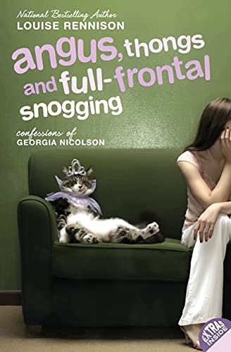 9780064472272: Angus, Thongs and Full-Frontal Snogging: Confessions of Georgia Nicolson