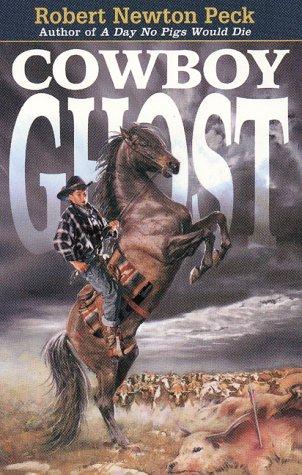 9780064472289: Cowboy Ghost