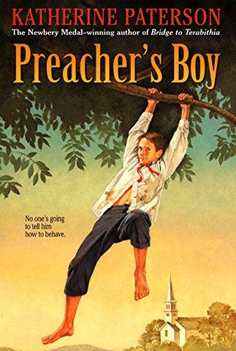 9780064472333: Preacher's Boy