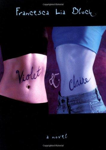 9780064472531: Violet & Claire: A Novel
