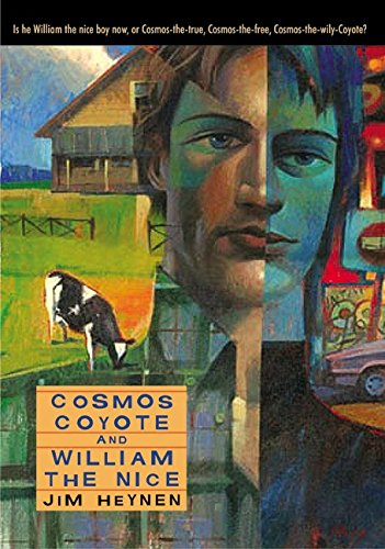 9780064472562: Cosmos Coyote and William the Nice
