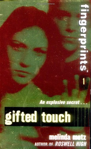 9780064472654: Gifted Touch (Fingerprints, Book 1)