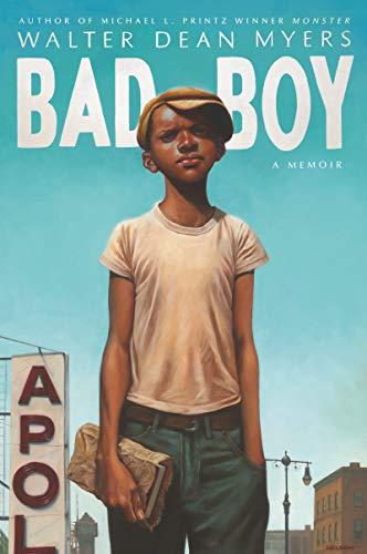 9780064472883: Bad Boy: A Memoir