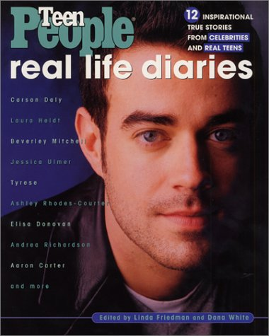 9780064473293: Teen People: Real Life Diaries: Inspirational True Stories from Celebrities and Real Teens
