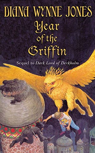 9780064473354: Year of the Griffin (Derkholm)