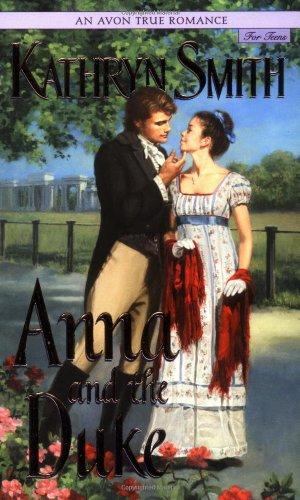 9780064473385: An Avon True Romance: Anna and the Duke