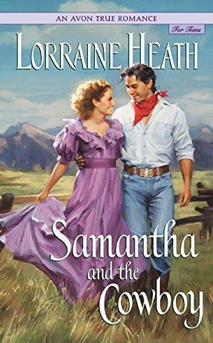 9780064473415: Samantha and the Cowboy