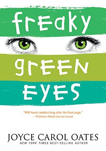 9780064473484: Freaky Green Eyes