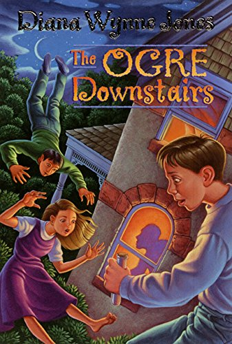 9780064473507: The Ogre Downstairs