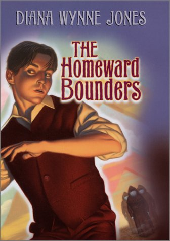 9780064473538: The Homeward Bounders