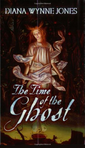 9780064473545: The Time of the Ghost
