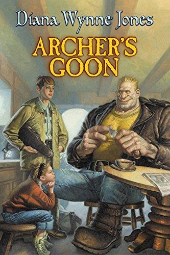 9780064473569: Archer's Goon