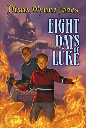 9780064473576: Eight Days of Luke