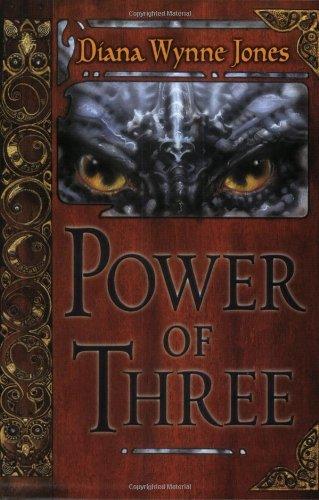 9780064473590: Power of Three