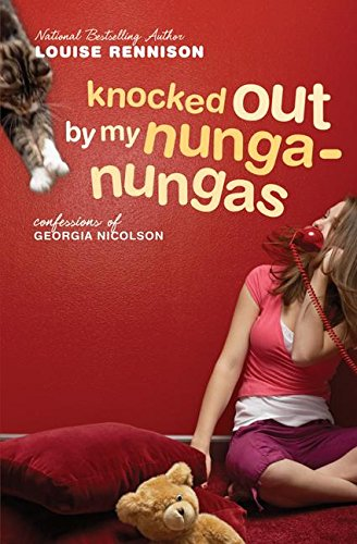 9780064473620: Knocked Out by My Nunga-Nungas: Further, Further Confessions of Georgia Nicolson (Confessions of Georgia Nicolson, Book 3)