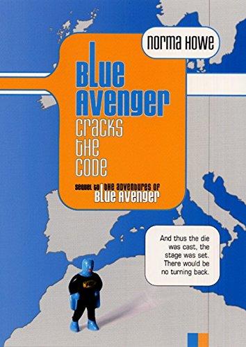 9780064473729: Blue Avenger Cracks the Code