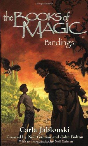 9780064473804: The Books of Magic #2: Bindings (Books of Magic (EOS))