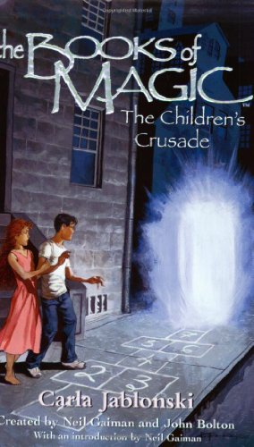 9780064473811: The Books of Magic #3: The Children's Crusade (Books of Magic (EOS))