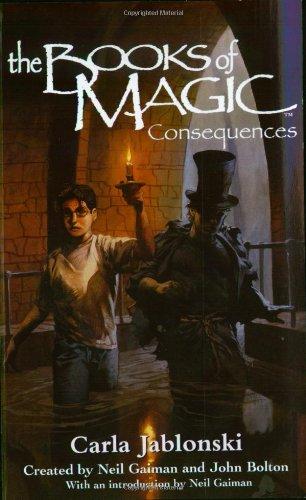 9780064473828: The Books of Magic #4: Consequences (Books of Magic (EOS))
