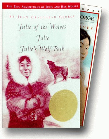 9780064493505: The Julie Trilogy (Julie of the Wolves)