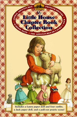 9780064494380: My Little House Chapter Book Collection: Animal Adventures, School Days, Pioneer Sisters, the Adventures of Laura & Jack (Little House-the Laura Years)