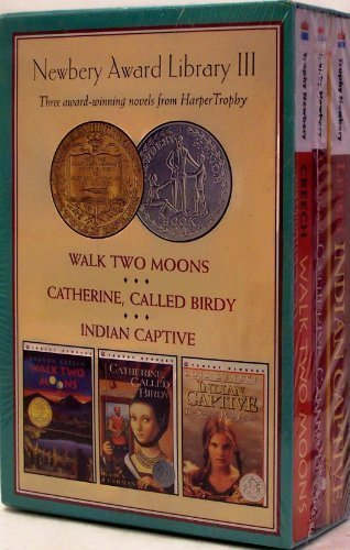 9780064496278: Newbery Library III-3 Vol. Boxed Set: Catherine, Called Birdy, Walk Two Moons and Indian Captive