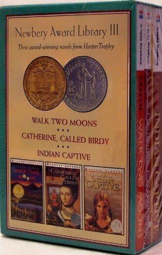 9780064496278: Newbery Award Library III: Walk Two Moons, Catherine, Called Birdy, Indian Captive