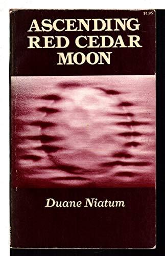 9780064511537: Ascending Red Cedar Moon