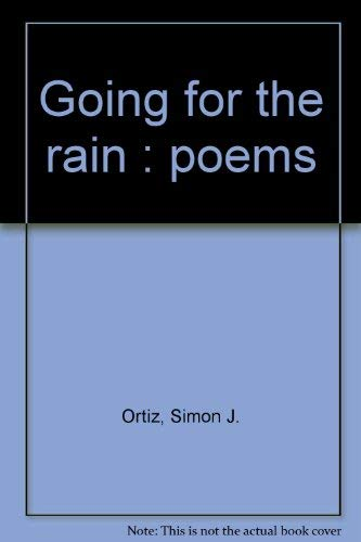 9780064515122: Going for the rain : poems
