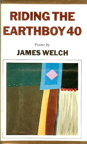 9780064519915: Riding the earthboy 40: Poems (Native American publishing program)