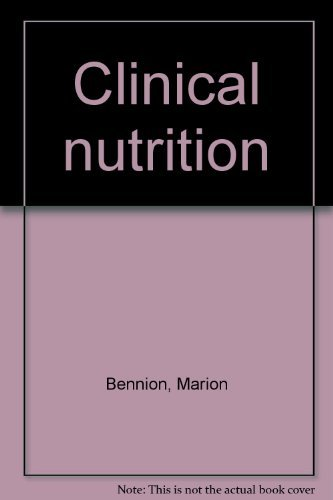 9780064535267: Clinical nutrition