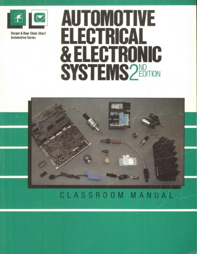9780064540148: Automotive Electrical and Electronic Systems (Harper & Row/Chek-Chart automotive series)
