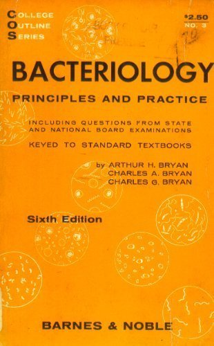 9780064600033: Bacteriology Principles and Practice (College Outline)