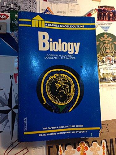 9780064600040: Biology (College Outline)
