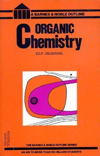 9780064600064: Organic Chemistry (College Outline)