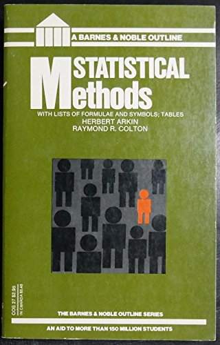 9780064600279: Statistical Methods, 5th Edition
