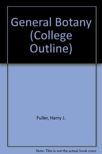 9780064600330: General Botany (College Outline)
