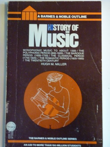 Outline History of Music