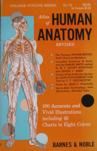 9780064600705: Atlas of Human Anatomy (College Outline)