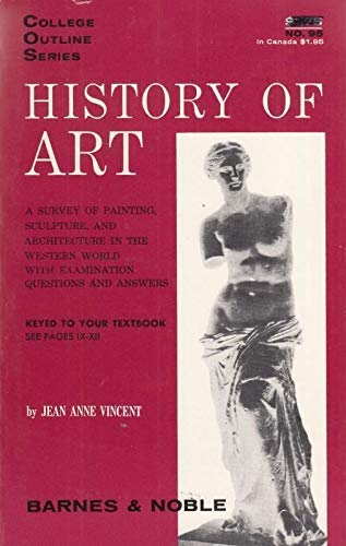 History of Art (College Outline): Jean Anne Vincent