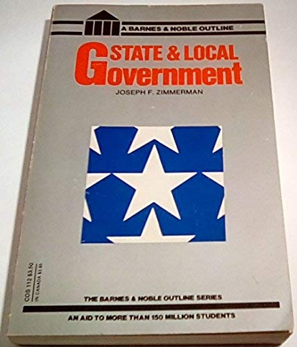 9780064601122: State and Local Government