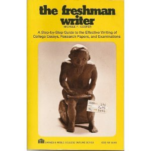 9780064601368: The freshman writer (College outline series, 136)