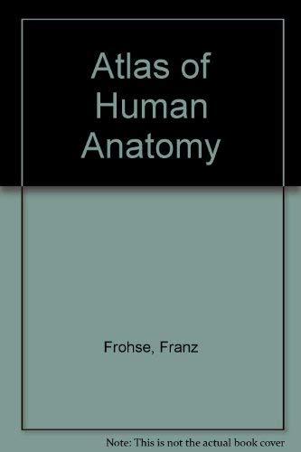 9780064602068: Atlas of Human Anatomy (COS)