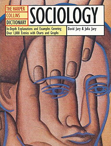 9780064610360: The HarperCollins Dictionary Sociology