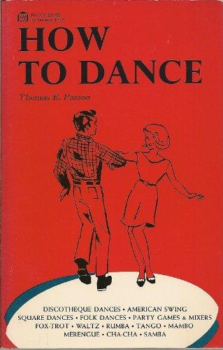 9780064632027: How to dance (Everyday handbooks)